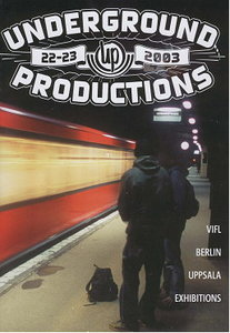 Underground Productions Graffiti Magazine Issue 22-23