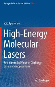 High-Energy Molecular Lasers: Self-Controlled Volume-Discharge Lasers and Applications