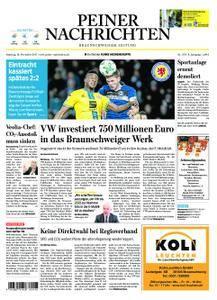 Peiner Nachrichten - 18. November 2017