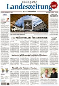 Thüringische Landeszeitung – 07. Dezember 2019