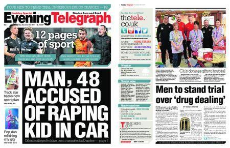 Evening Telegraph First Edition – December 29, 2017