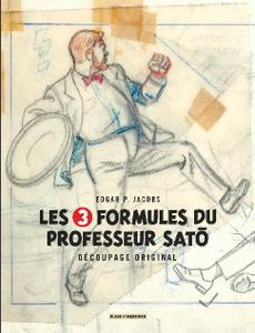 Les 3 Formules du Professeur Sato Decoupage original