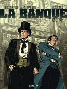 La Banque - T05 - 1882-1914 Troisime Gnration