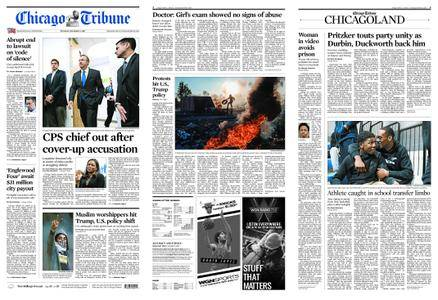 Chicago Tribune – December 09, 2017
