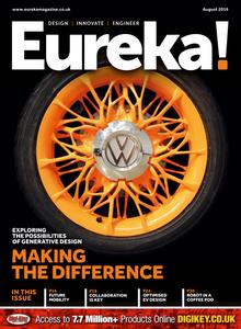 Eureka Magazine - August 2019