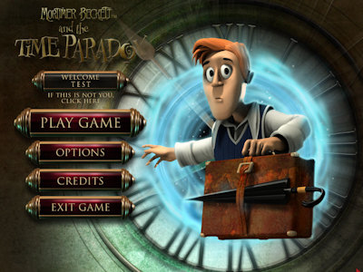Mortimer Beckett and the Time Paradox - beta