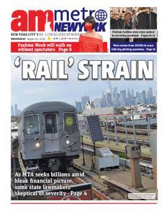 AM New York - August 26, 2020