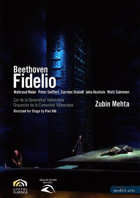 Zubin Mehta, Orquestra de la Comunitat Valenciana - Beethoven: Fidelio (2009)