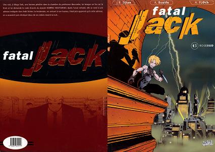 Fatal Jack - 03 Tomes