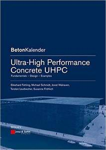 Ultra-High Performance Concrete UHPC (Repost)