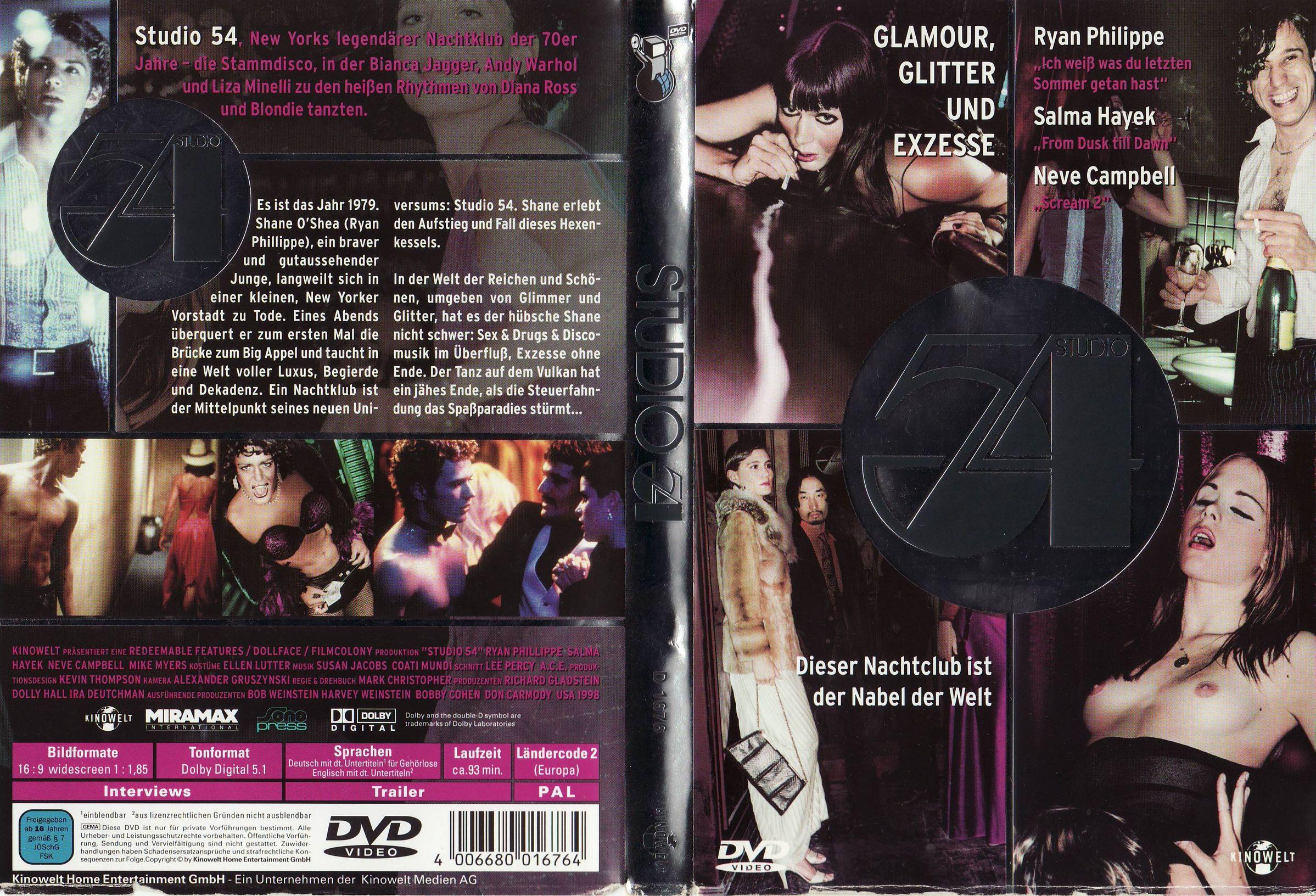 Studio 54 (1999)