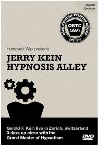 Jerry Kein - Hypnosis Alley 6-DVD Set