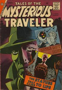 Tales of the Mysterious Traveler 010 (1958)