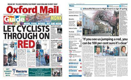 Oxford Mail – March 22, 2018