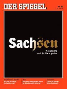 Der Spiegel Nr.36 - 1 September 2018