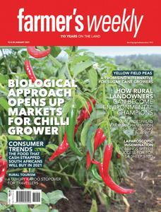 Farmer's Weekly - 15 January 2021