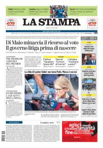 La Stampa Imperia e Sanremo - 31 Agosto 2019