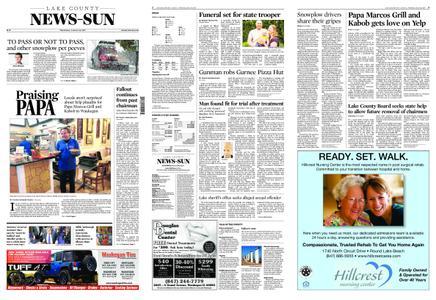 Lake County News-Sun – January 16, 2019
