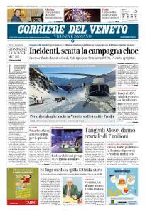 Corriere del Veneto Vicenza e Bassano – 31 dicembre 2019