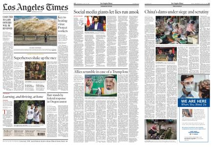 Los Angeles Times – July 29, 2020