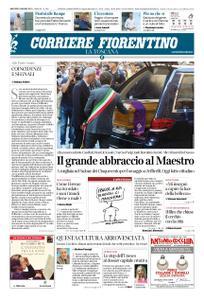Corriere Fiorentino La Toscana – 18 giugno 2019