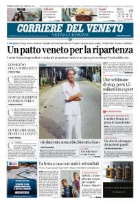 Corriere del Veneto Vicenza e Bassano – 29 marzo 2020