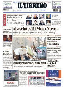 Il Tirreno Livorno - 5 Maggio 2018