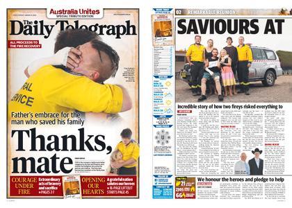 The Daily Telegraph (Sydney) – January 21, 2020
