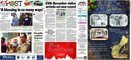 The Guam Daily Post – December 25, 2018