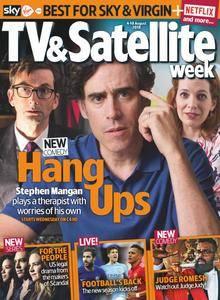 TV & Satellite Week - 04 August 2018