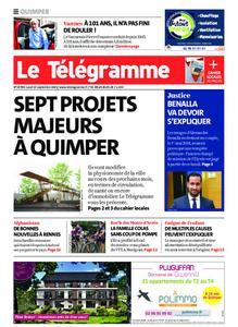 Le Télégramme Quimper – 13 septembre 2021