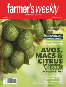 Farmer's Weekly - 19 February 2021