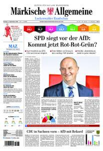 Märkische Allgemeine Luckenwalder Rundschau - 02. September 2019