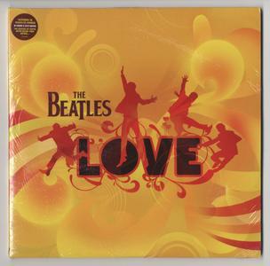 The Beatles - Love (2007) [2LP,Limited Edition,180 gram,DSD128]