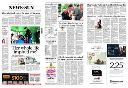 Lake County News-Sun – November 10, 2018