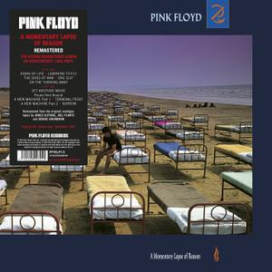 Pink Floyd - A Momentary Lapse Of Reason (1987/2017) [LP, Remastered, 180 Gram, DSD128]