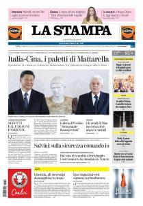 La Stampa Imperia e Sanremo - 23 Marzo 2019