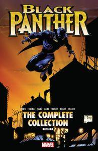 Black Panther by Christopher Priest - The Complete Collection vol. 01 (2015) (digital TPB)