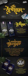 Fontbundles - The Arthaya Font 313146