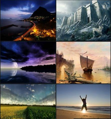 The Best Wallpapers