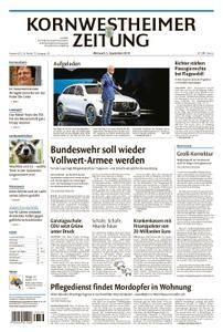 Kornwestheimer Zeitung - 05. September 2018