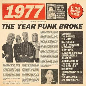 VA – 1977: The Year Punk Broke (2019)