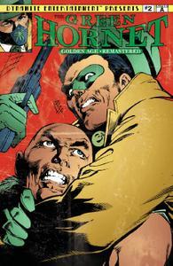 Dynamite-Green Hornet Golden Age Remastered No 02 2014 Hybrid Comic eBook