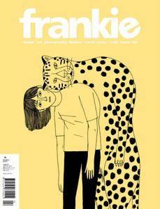 frankie Magazine - September/October 2018