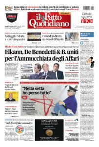 Il Fatto Quotidiano - 12 novembre 2018