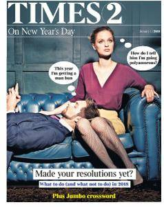 The Times Times 2 - 1 January 2018