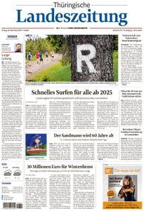 Thüringische Landeszeitung – 22. November 2019