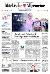 Märkische Allgemeine Zossener Rundschau - 24. August 2018