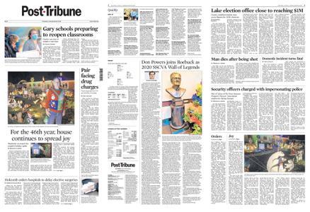 Post-Tribune – December 10, 2020
