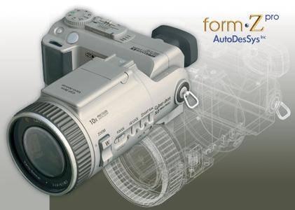 form-Z Pro version 8.6.0